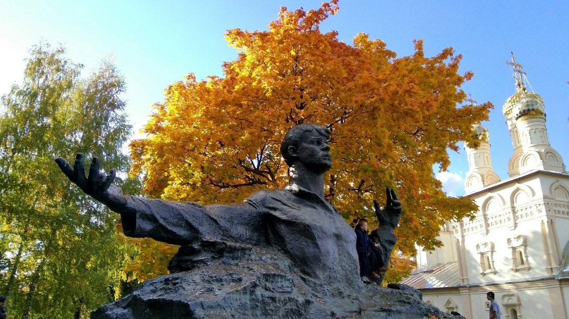 Осень фотографии высокого разрешения моё
